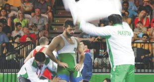 Pakistan beat Canada 3-1 to finish seventh in Commonwealth Games hockey